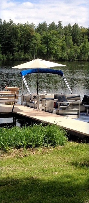 Aluminum Floating Boat Docks
