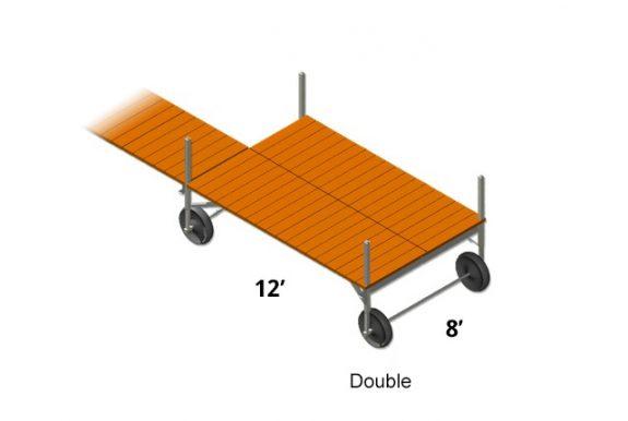 8'x12' Sun Decks