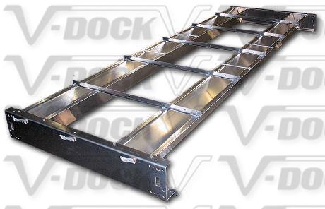 Aluminum V Beam Support V Dock