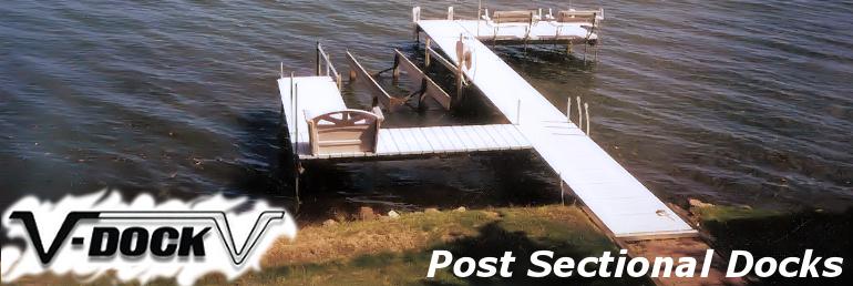Post Sectional Docks