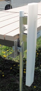 Stationary Vertical Bumper Instructions Round Posts Post Sectional's