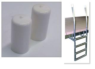 v-dock-swim-ladder-caps