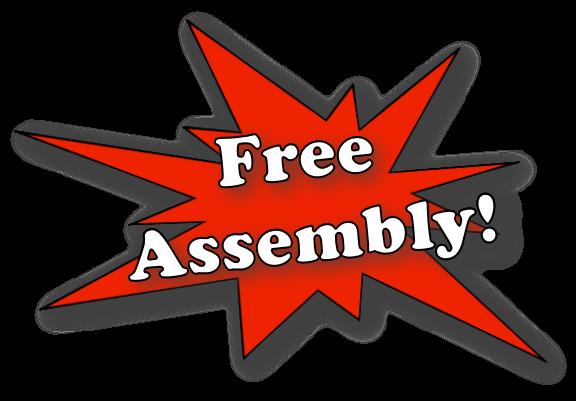 Free assembly burst