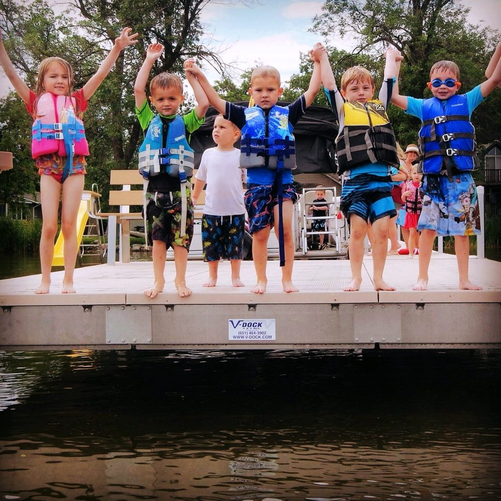 Staying Safe on Your Dock