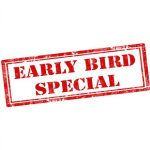 Early Bird Dock Pricing