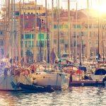Boat Marina Safety
