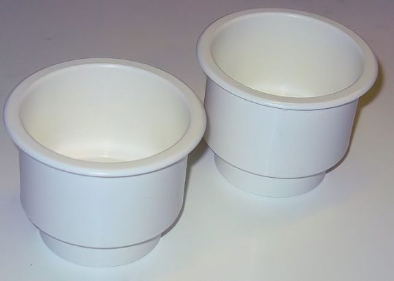 Plastic Cup Holders