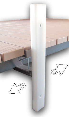 Moveable Dock Bumper