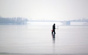 Safely Ice Fish This Winter