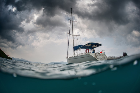 How to Handle a Boat in Rough Waters